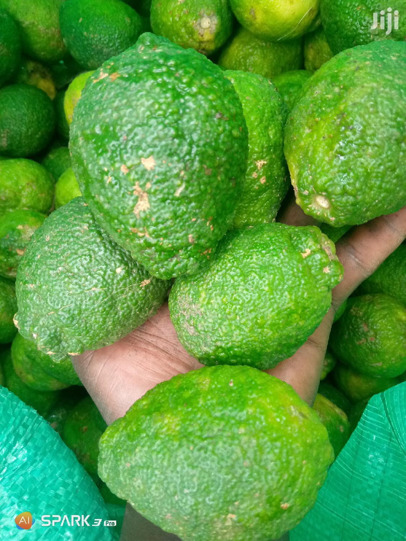 Archive: Green Juicy Lemons