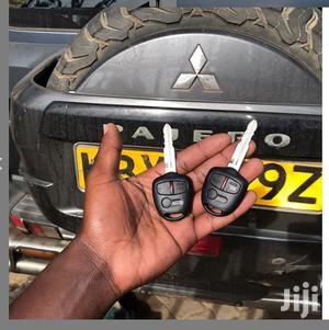 Mitsubishi Key Programming   Vehicle Parts & Accessories for sale in Nairobi, Parklands/Highridge