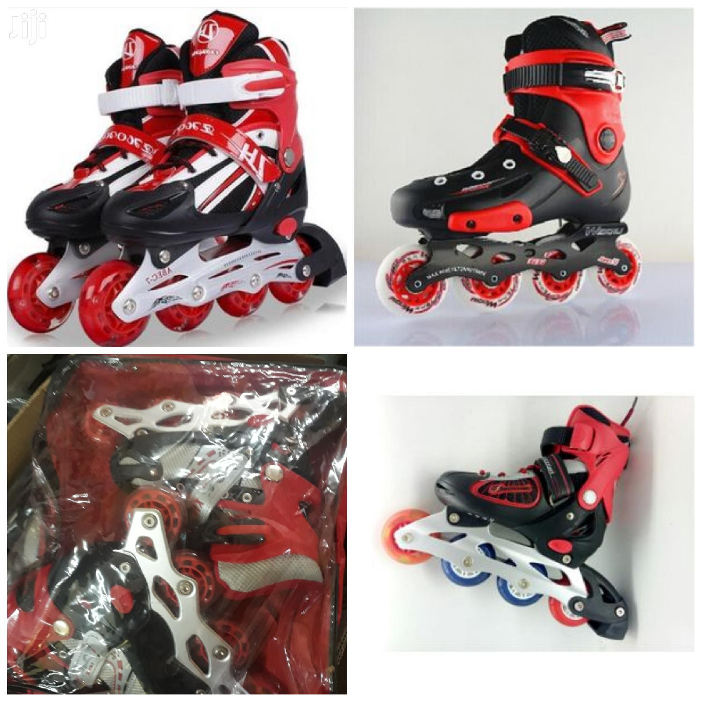 Professional Inline Skate - Roller Skating Shoes -