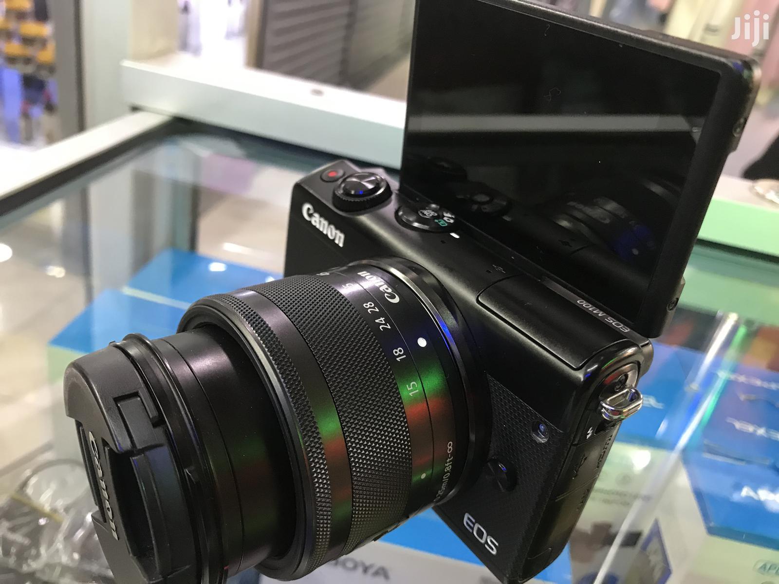 Canon Mirrorless M6 | Photo & Video Cameras for sale in Nairobi Central, Nairobi, Kenya