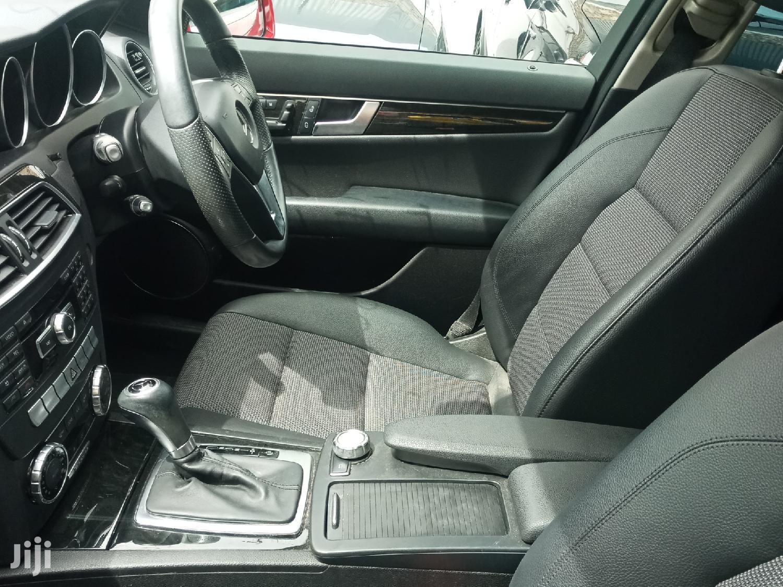 New Mercedes-Benz C200 2013 Red | Cars for sale in Mvita, Mombasa, Kenya