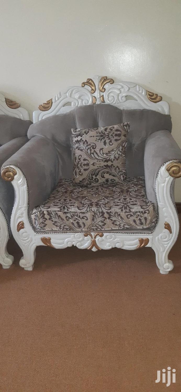 Archive: 7 Seater Antique Sofa
