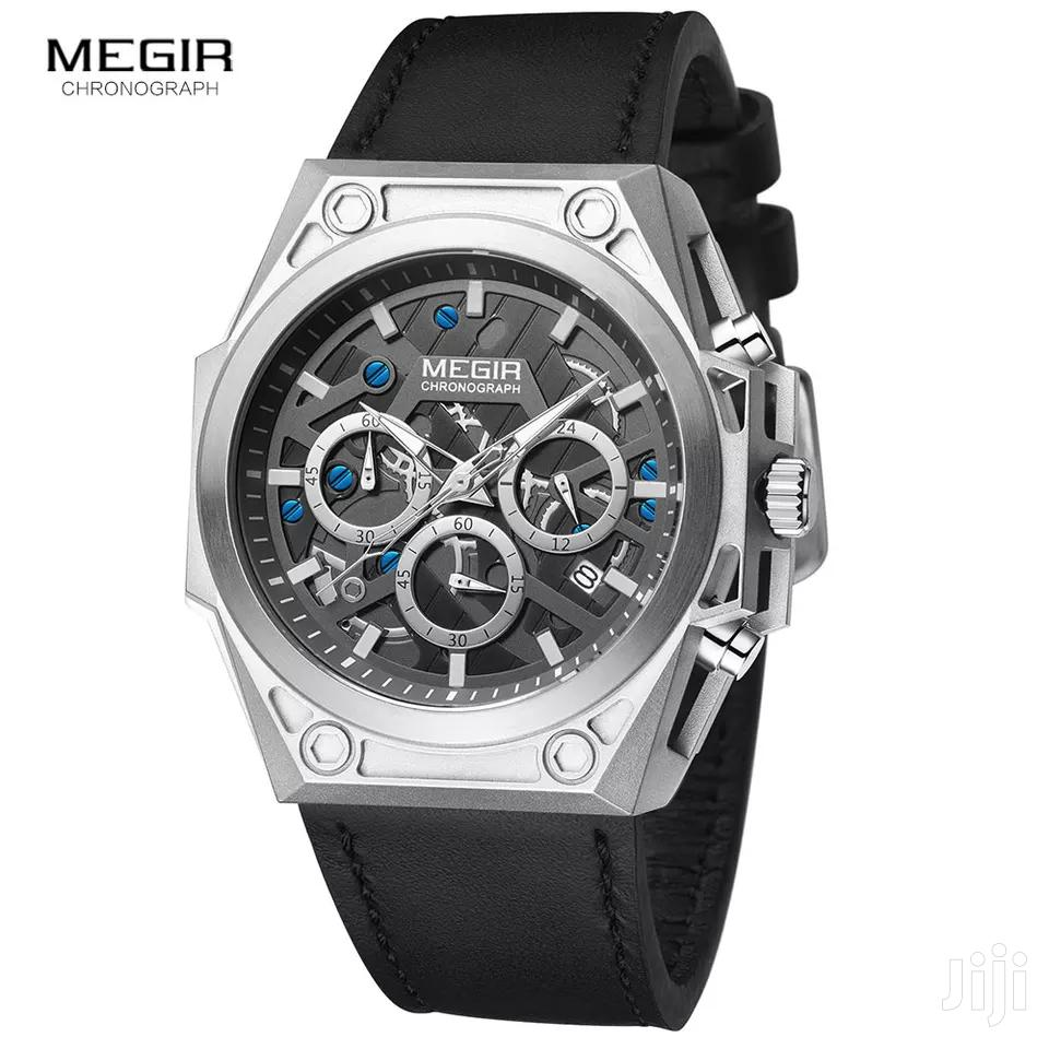 Men's Functional Chronograph Wrist Watch