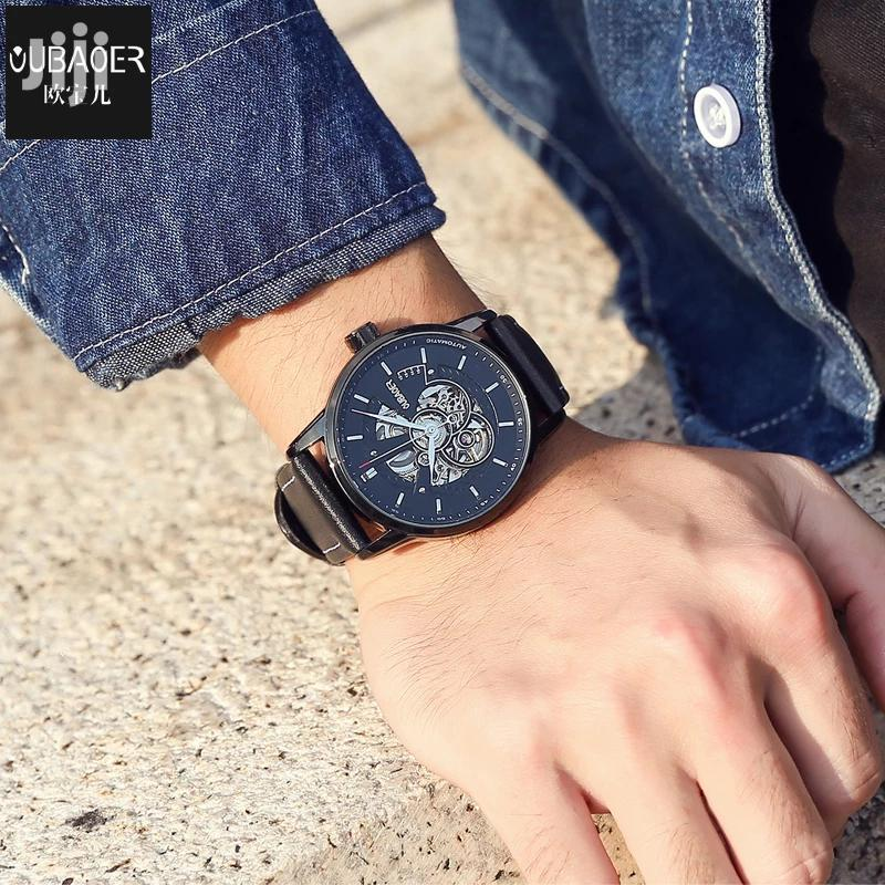 Men's Automatic Mechanical Self-Wind Watch | Watches for sale in Nairobi Central, Nairobi, Kenya
