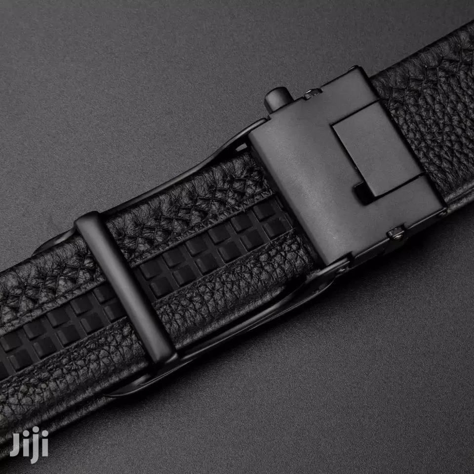 Men's Belt Genuine Leather | Clothing Accessories for sale in Nairobi Central, Nairobi, Kenya
