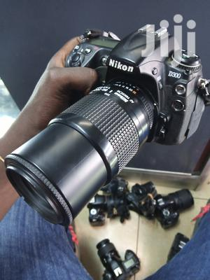Nikon D300 With 80-200mm Lens   Photo & Video Cameras for sale in Nairobi, Nairobi Central