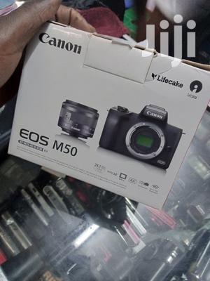 Canon M50 Pro 4k Camera   Photo & Video Cameras for sale in Nairobi, Nairobi Central