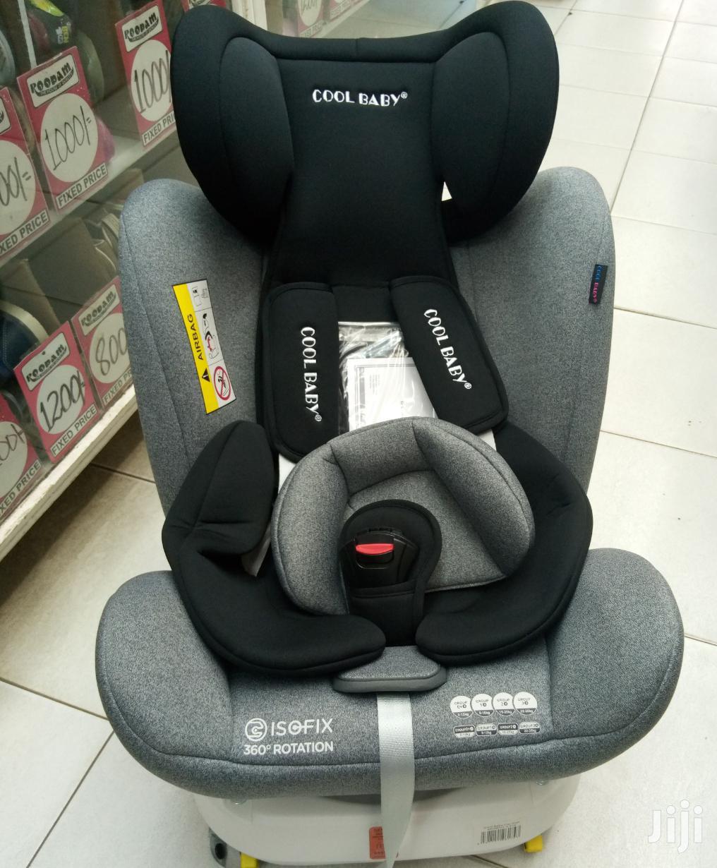360°Baby Car Seat 15.0 Mn