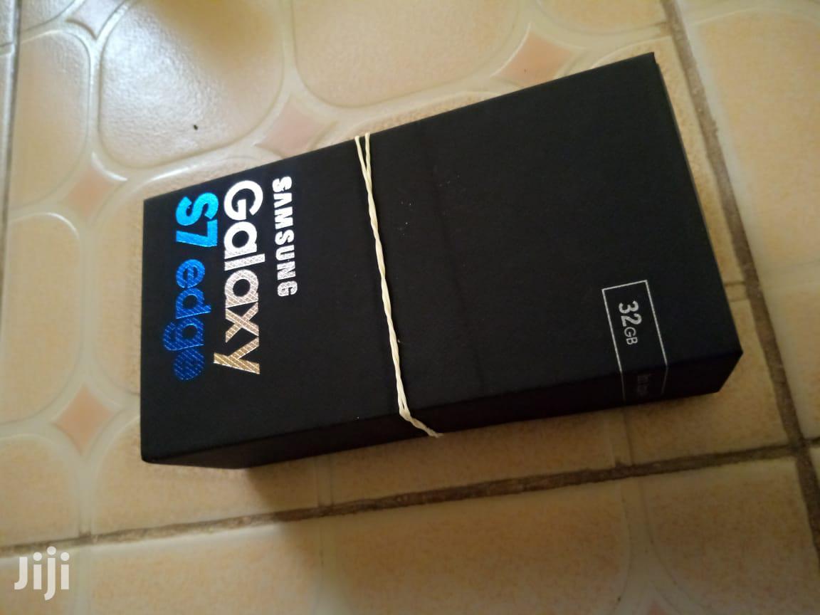 Samsung Galaxy S7 edge 32 GB Black | Mobile Phones for sale in Likoni, Mombasa, Kenya