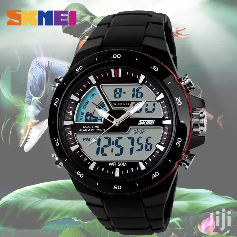 Digital Analogue 50M Waterproof Watch