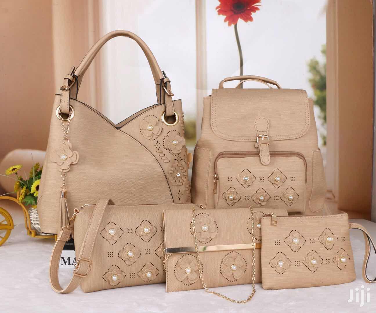 5 in 1 Handbag.