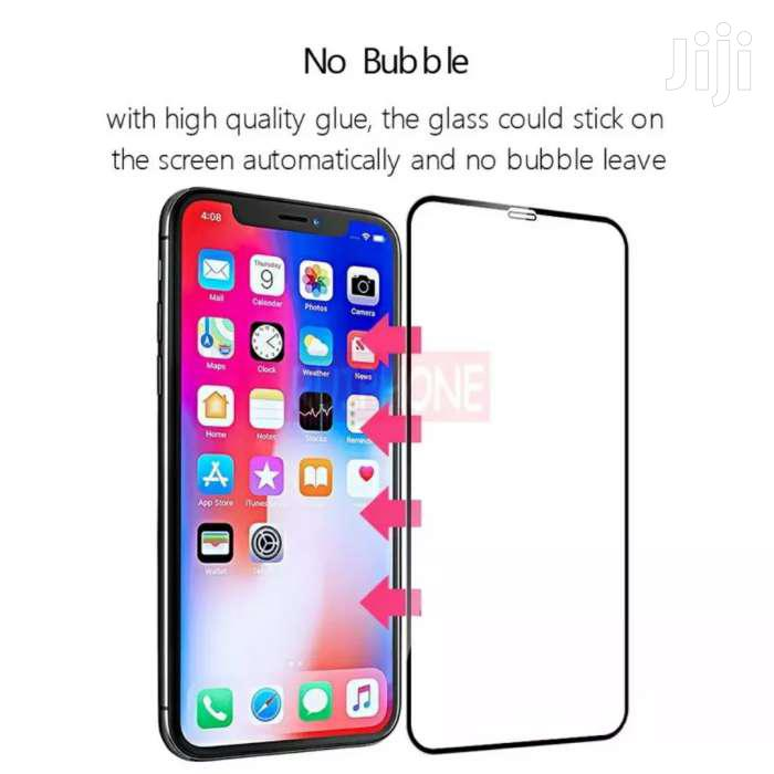 iPhone 8/8 Plus/7/7 Plus/X /XS  MAX 5D Cover Tampered Screen Protector