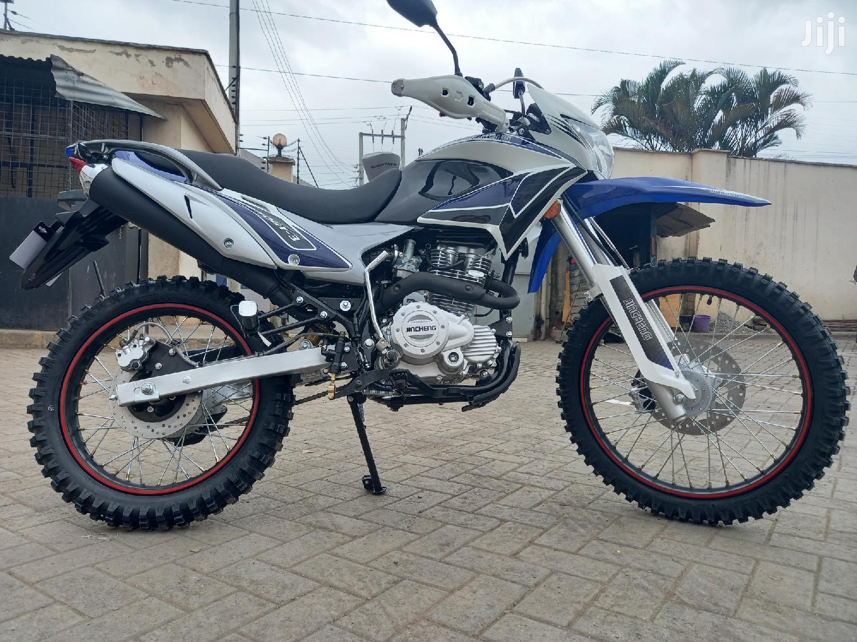 New Jincheng JC 250-3 2020 Blue   Motorcycles & Scooters for sale in Landimawe, Nairobi, Kenya