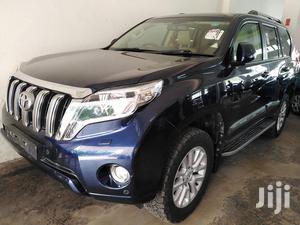 Toyota Land Cruiser Prado 2014 Blue   Cars for sale in Mombasa, Mvita