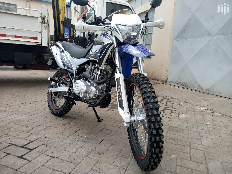 New Jincheng JC 250-3 2020 Blue