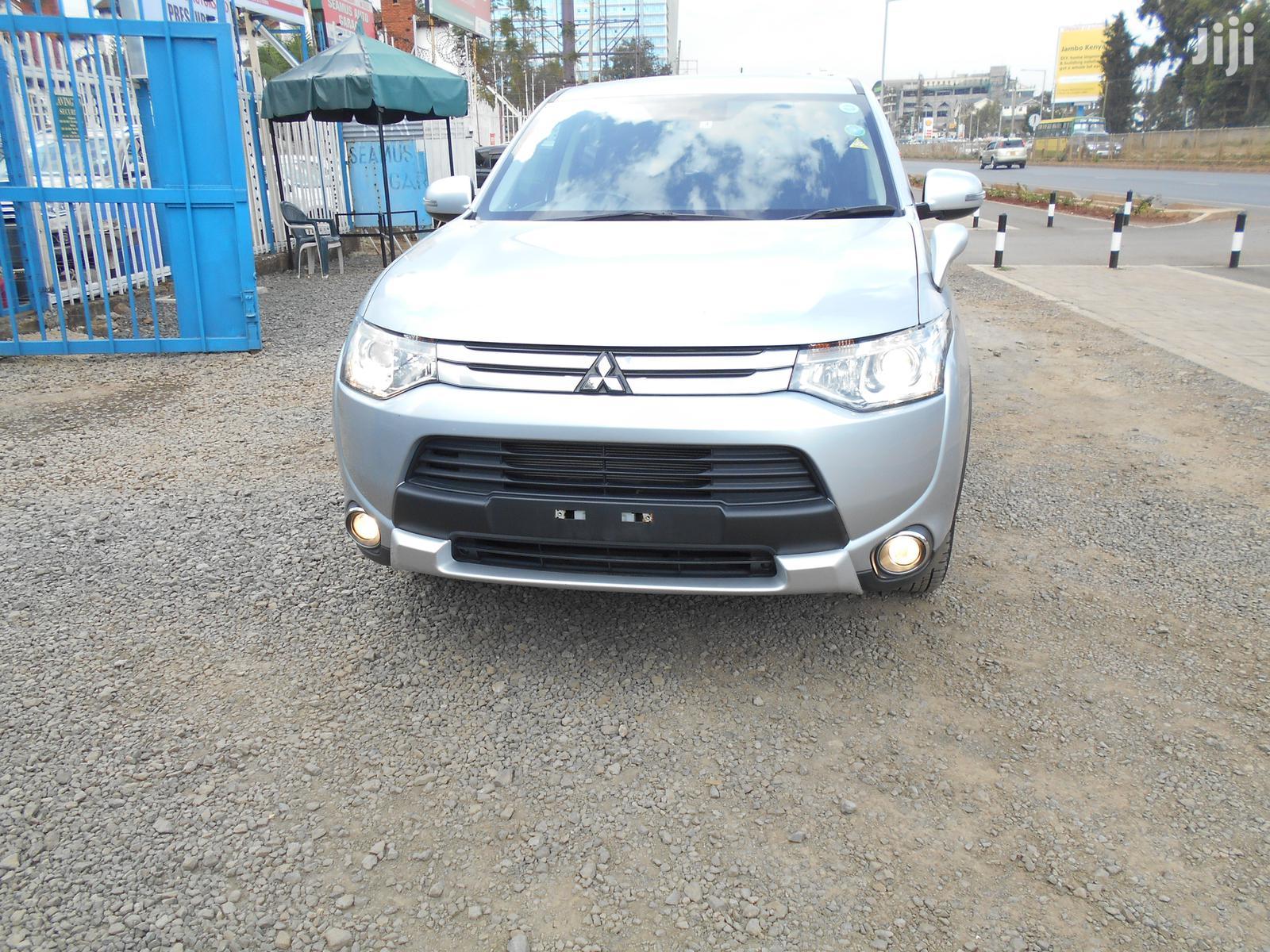 Mitsubishi Outlander 2014 Silver | Cars for sale in Kilimani, Nairobi, Kenya