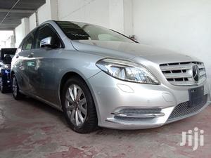 Mercedes-Benz B-Class 2014 Silver | Cars for sale in Mombasa, Mvita