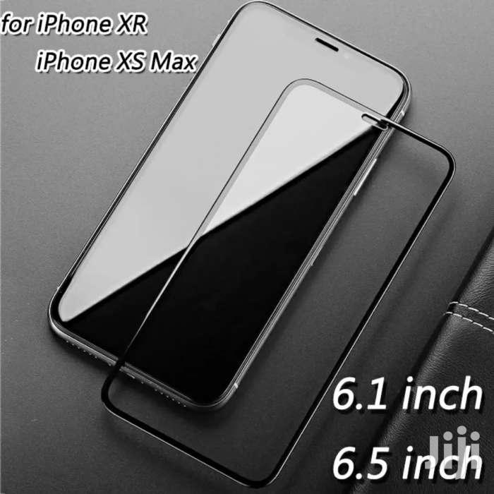 iPhone 8/8 Plus/7/7 Plus/X /XS  MAX 5D Cover Tampered Screen Protector | Accessories for Mobile Phones & Tablets for sale in Township C, Kiambu, Kenya