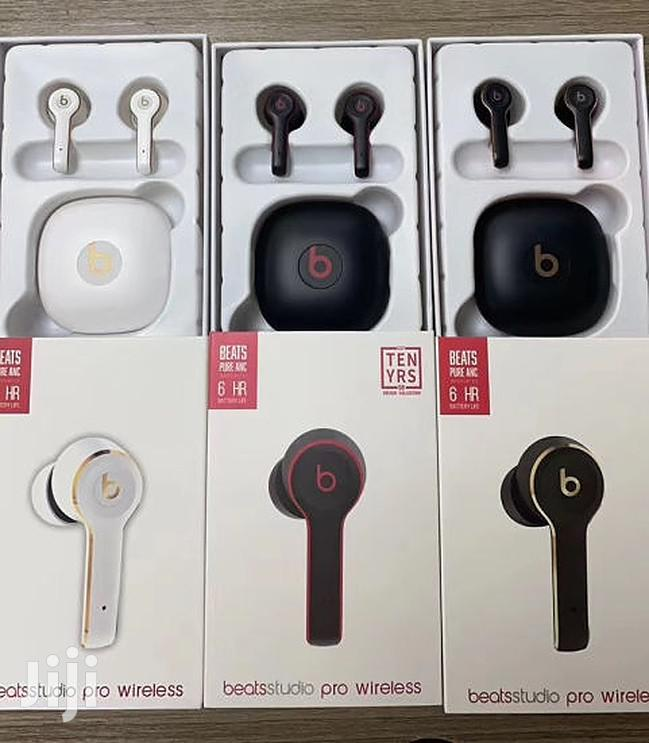 Beats Studio Pro Bluetooth Wireless Earphones | Headphones for sale in Nairobi Central, Nairobi, Kenya