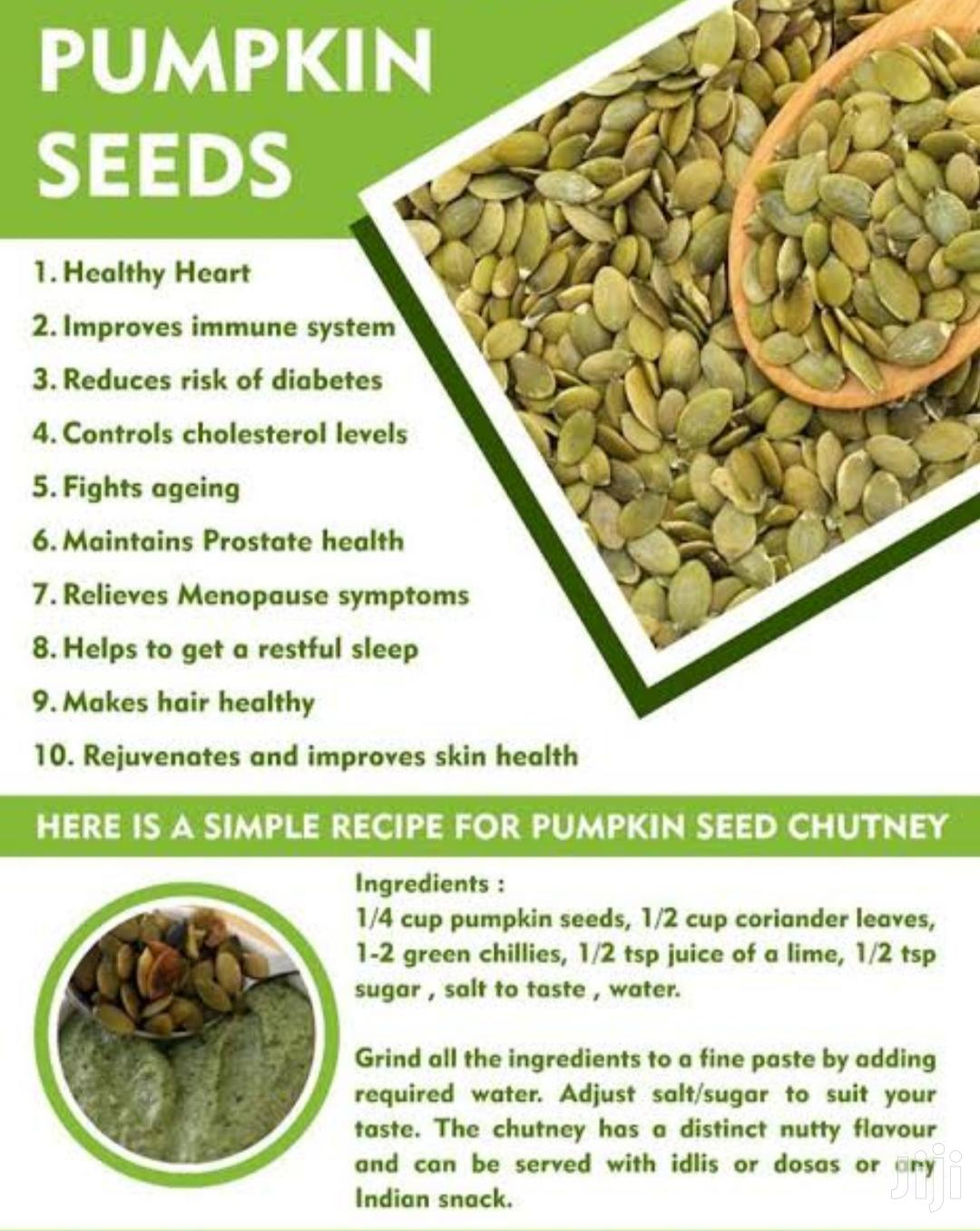 Pumpkin Seeds (500gms)