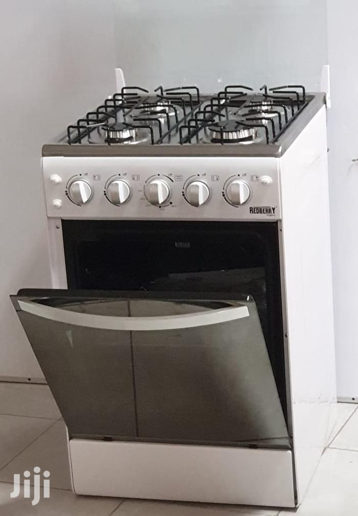 4 Burner Gas Cookers