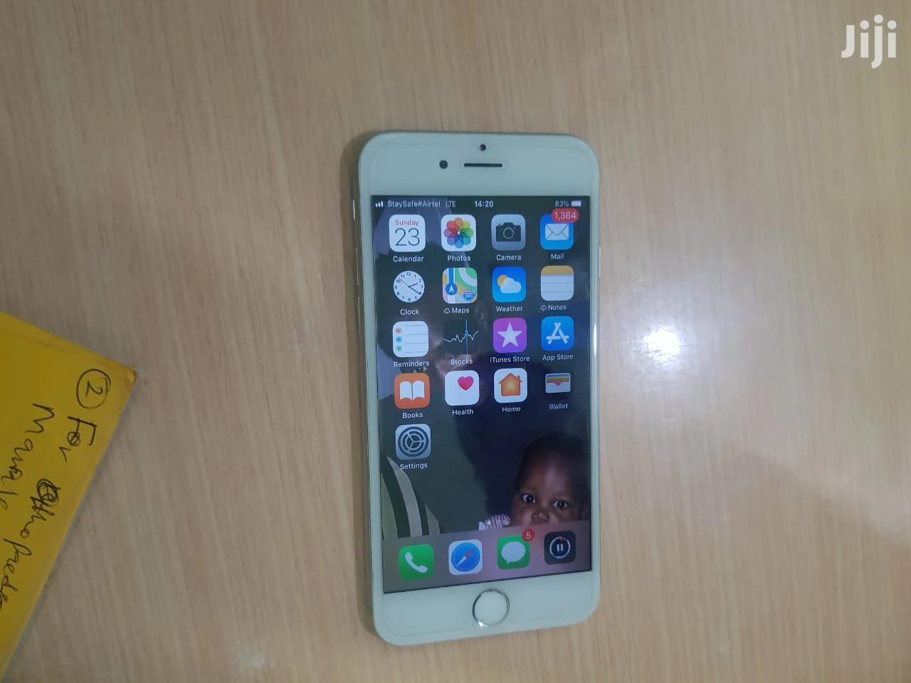 Apple iPhone 6 16 GB Silver   Mobile Phones for sale in Changamwe, Mombasa, Kenya