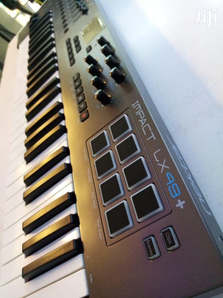 Nektar Impact LX49 Keys Midi Keyboard