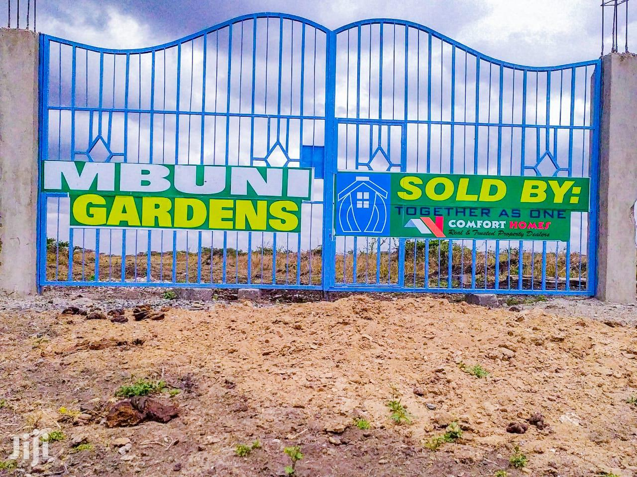 Kitengela Mbuni Gardens For Sale