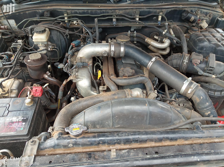 Archive: Nissan Terrano 1997 Black