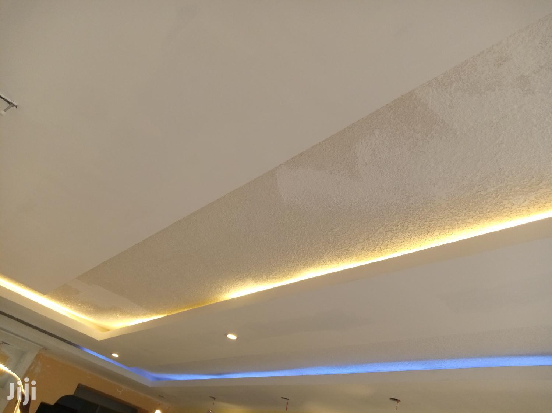 Archive: Gypsum Ceiling Interiors