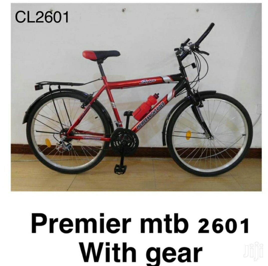 Premier Mountain Bike