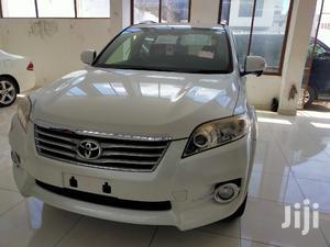 Toyota Vanguard 2012 White | Cars for sale in Mombasa, Mvita