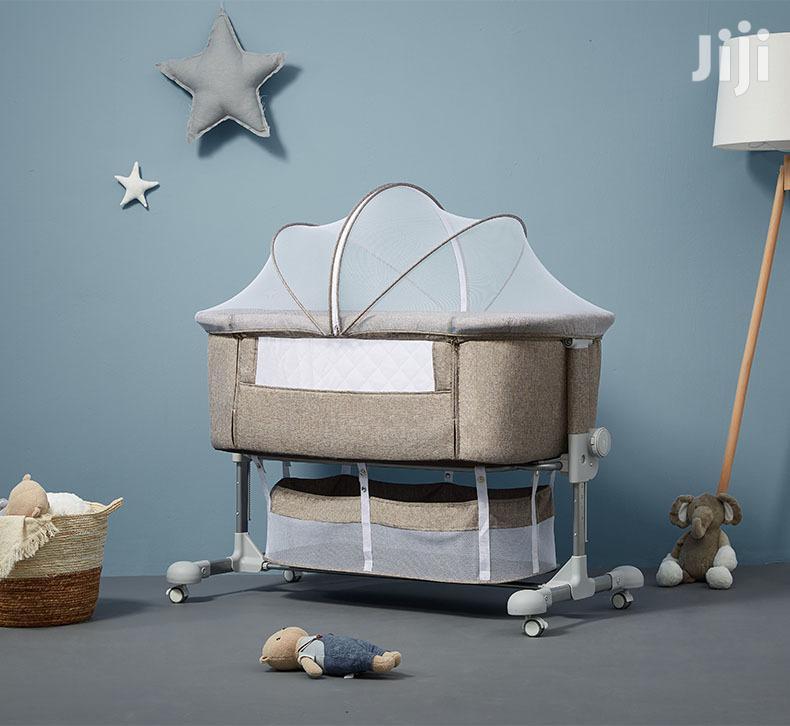 Multifunctional Baby Crib