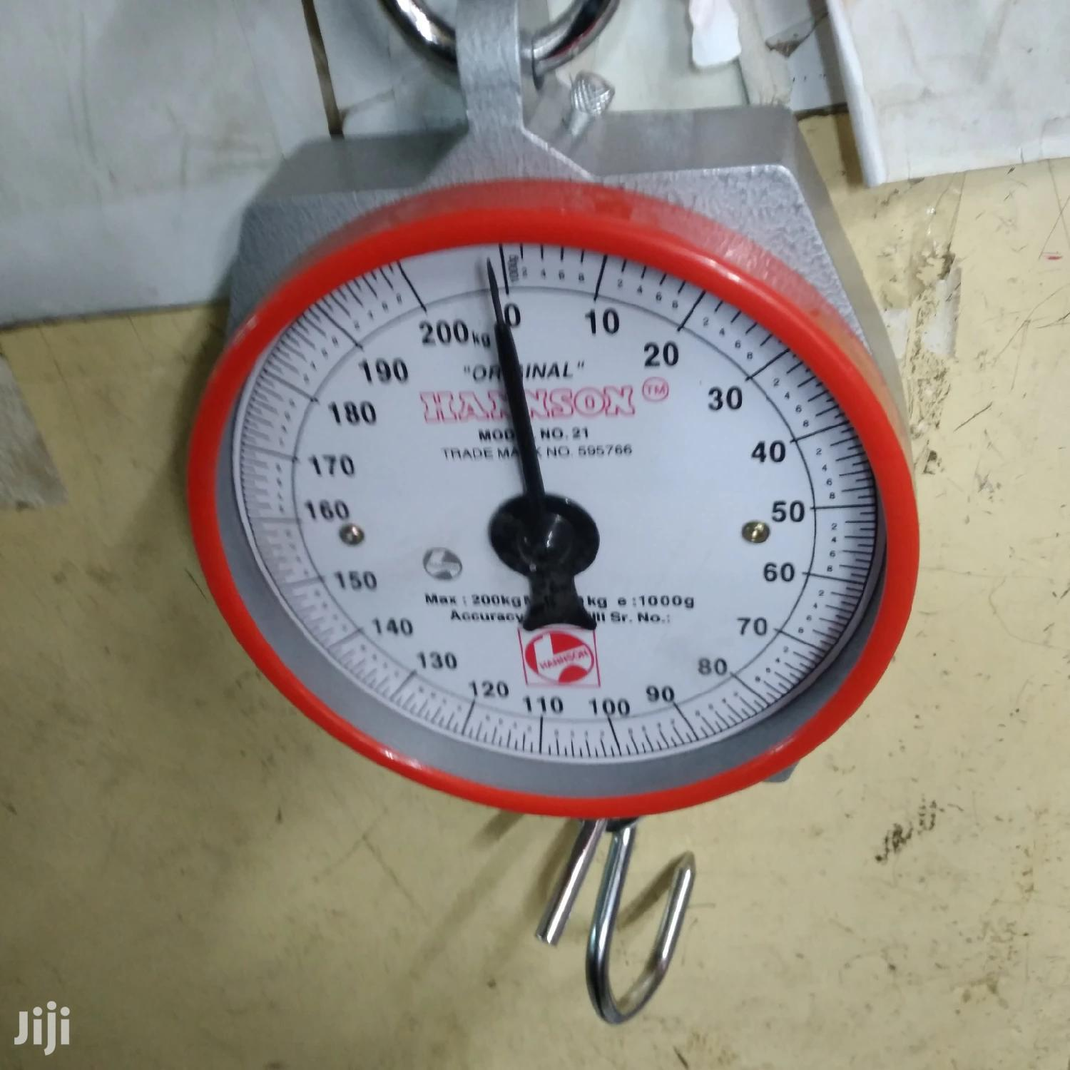 Analogue Weighing Scale 200kgs