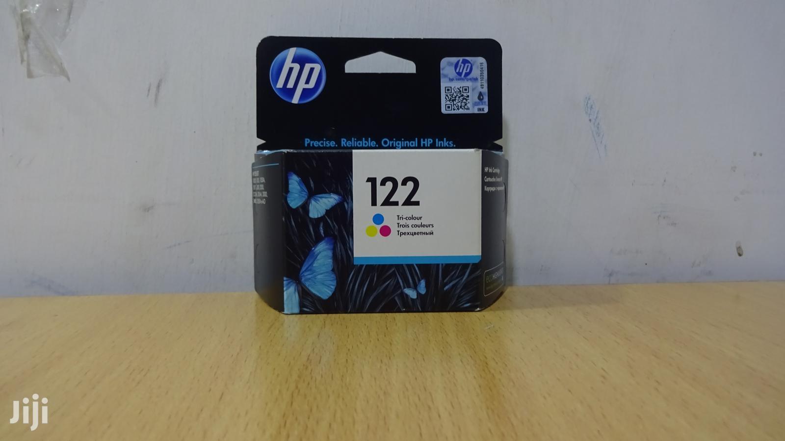 Archive: HP 122 Black Catridge