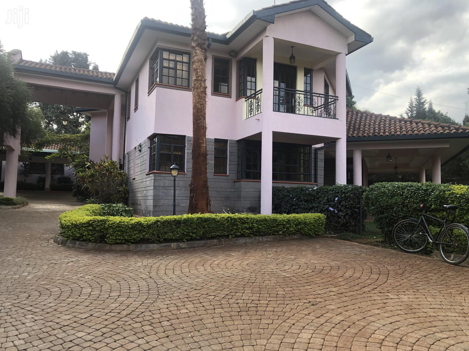 5 Bedrooms House For Sale In Runda