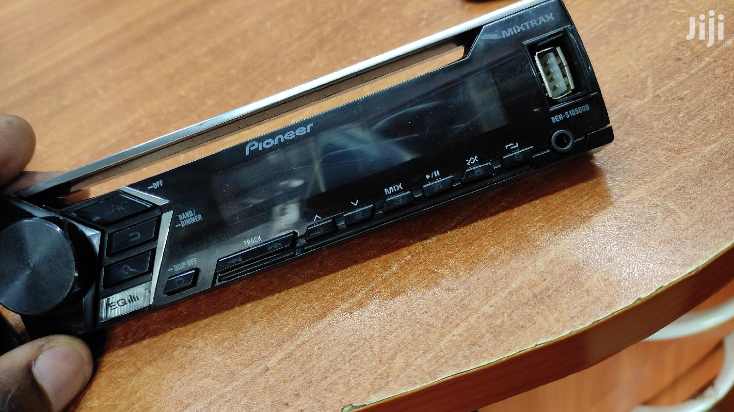 Pioneer Car Radio With Usb And Dvd Player | Vehicle Parts & Accessories for sale in Nairobi Central, Nairobi, Kenya