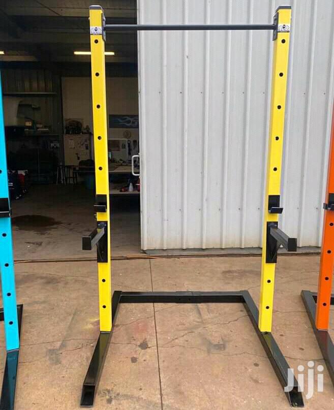Power Rack+Utility Bench