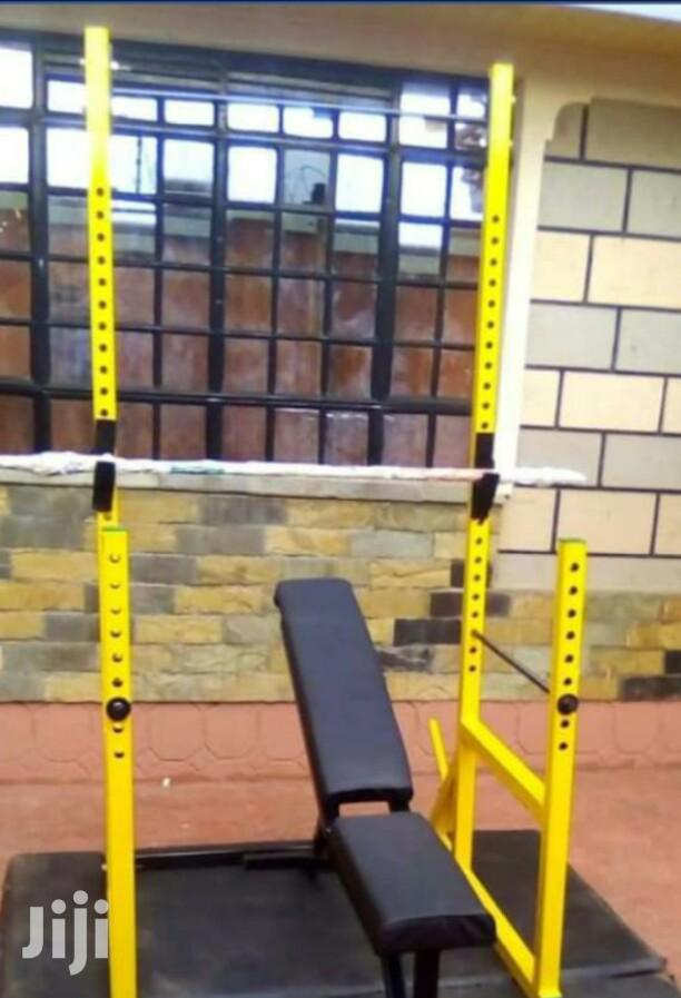 Power Rack+Utility Bench | Sports Equipment for sale in South C, Nairobi, Kenya