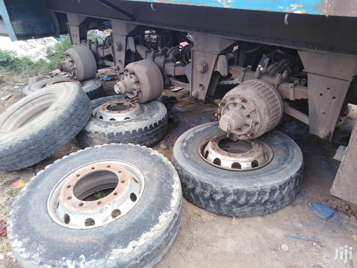 Bhachu ZC Flatbed TRAILER in Good Running Condition