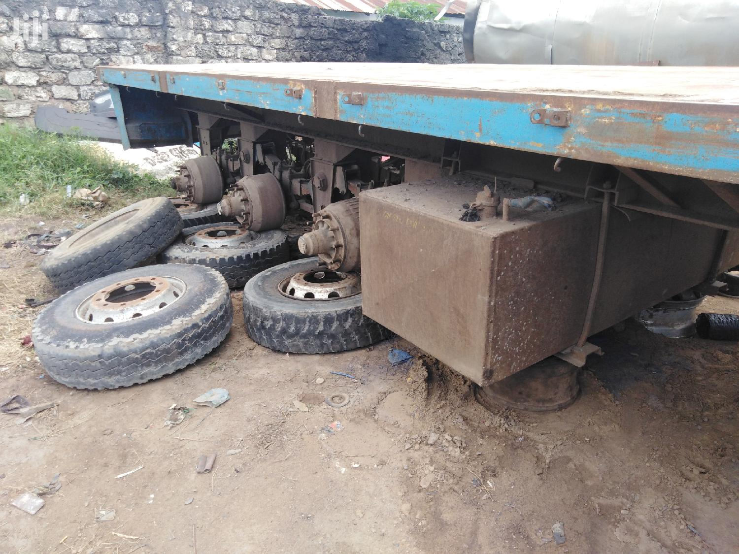 Bhachu ZC Flatbed TRAILER in Good Running Condition | Trucks & Trailers for sale in Changamwe, Mombasa, Kenya