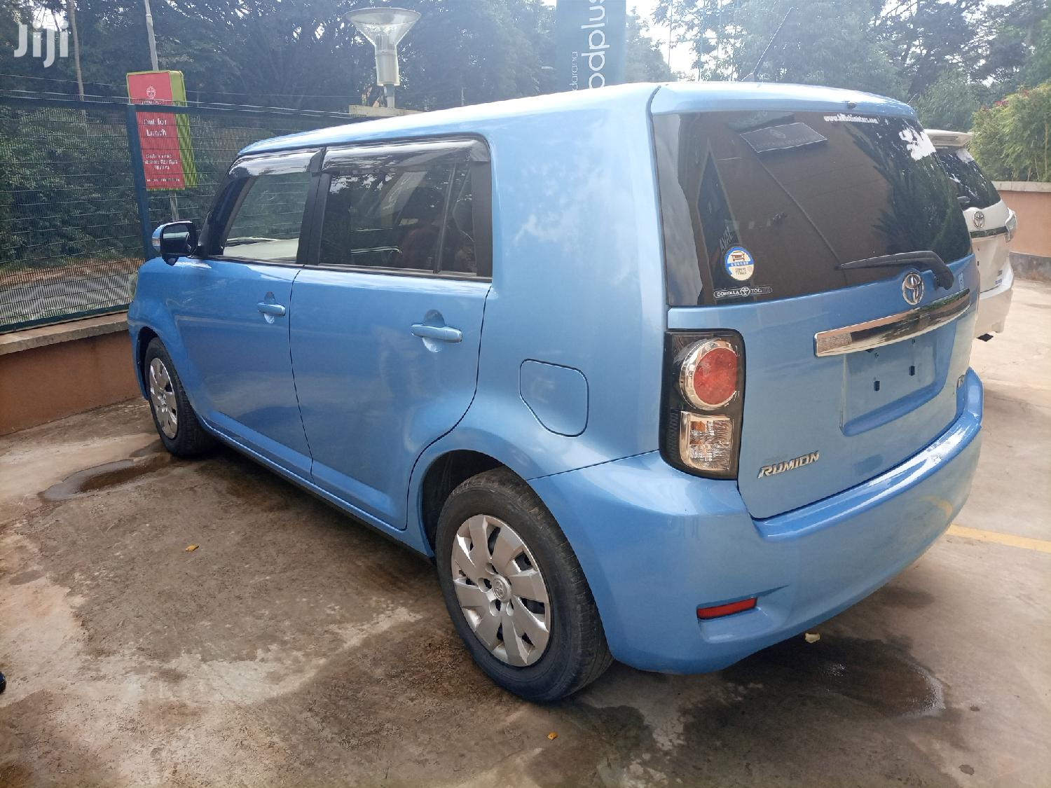 Archive: Toyota Corolla Rumion 2012 Blue