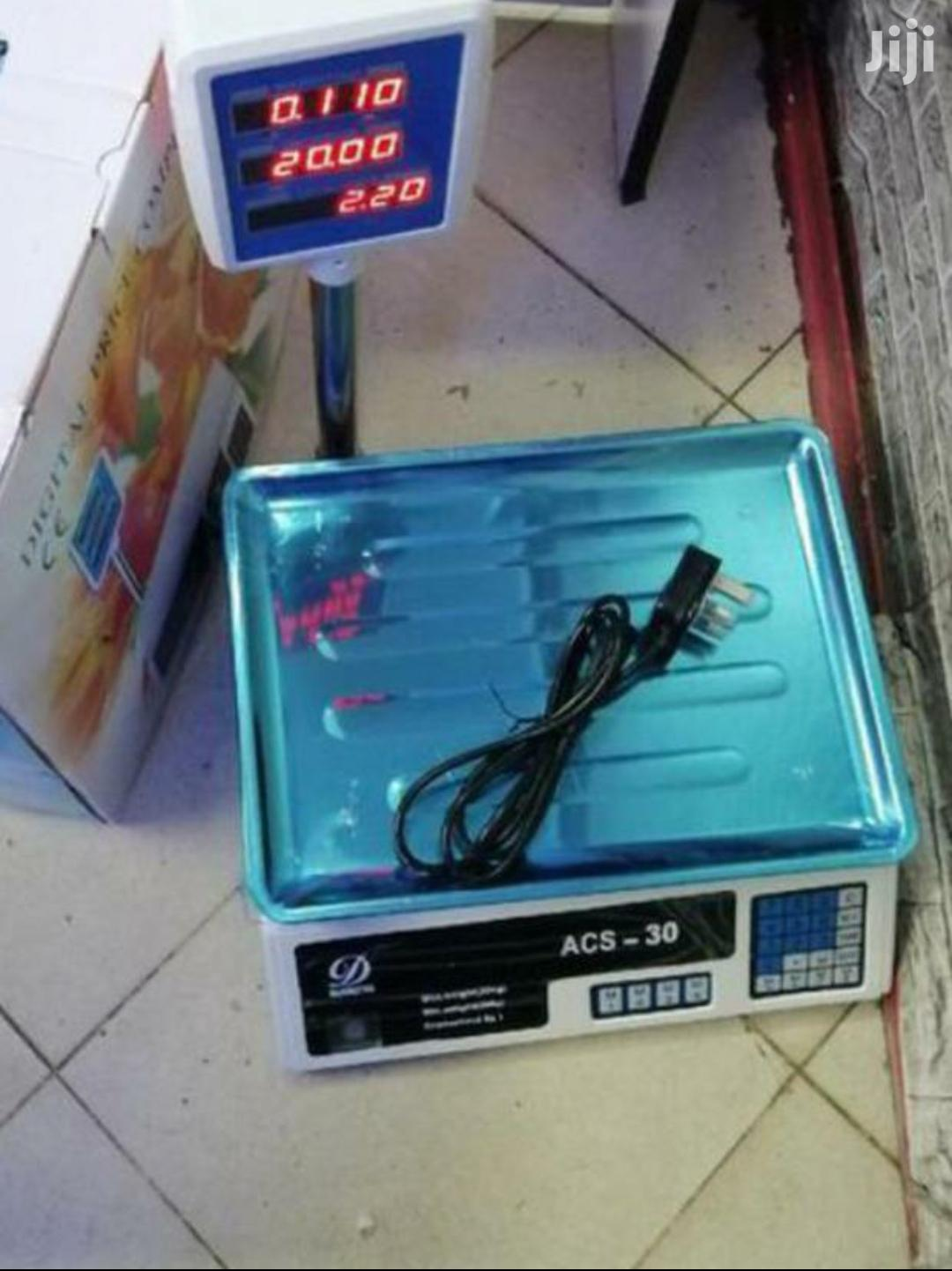 Butchery Weighing Scale