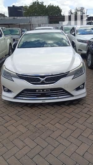 Toyota Mark X 2013 White | Cars for sale in Mombasa, Mvita