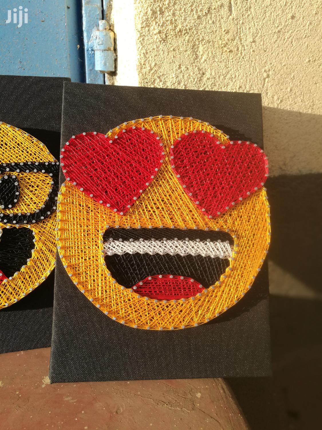 Strings Made Emojies