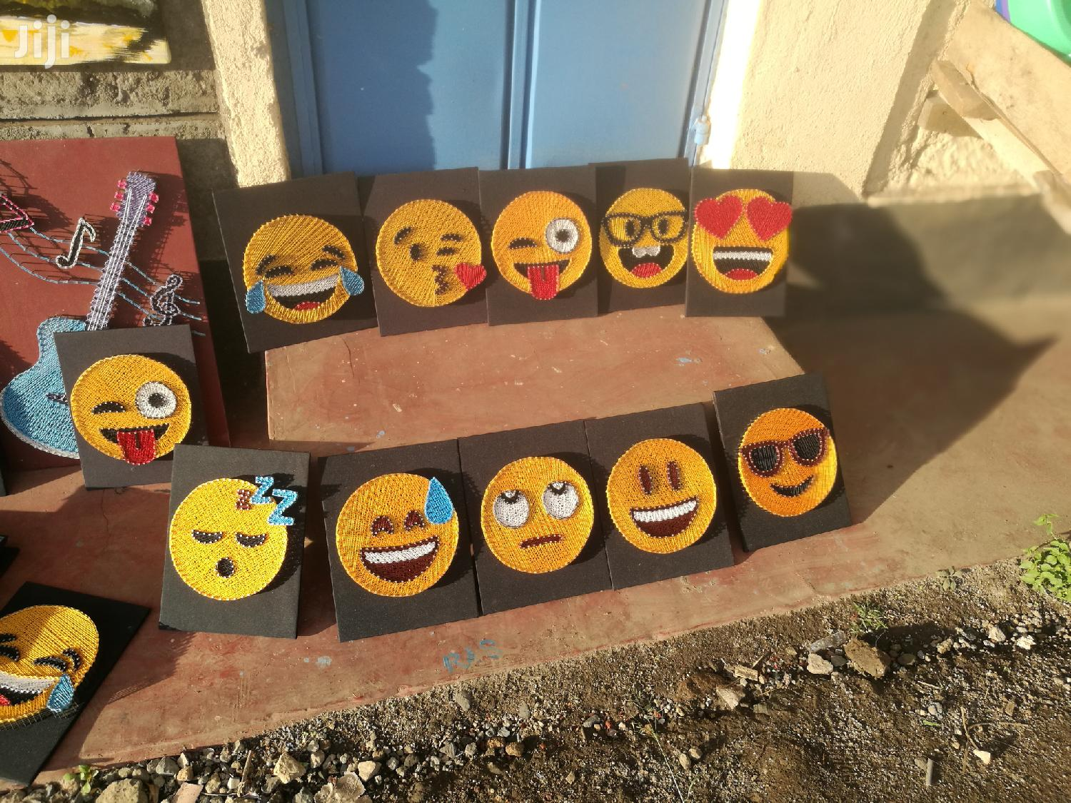 Strings Made Emojies | Arts & Crafts for sale in Nairobi Central, Nairobi, Kenya
