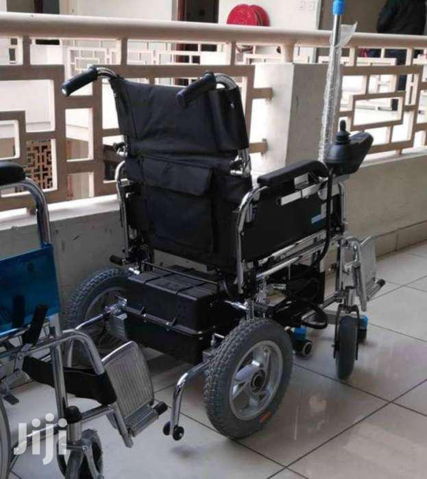 Archive: Electric Wheelchair