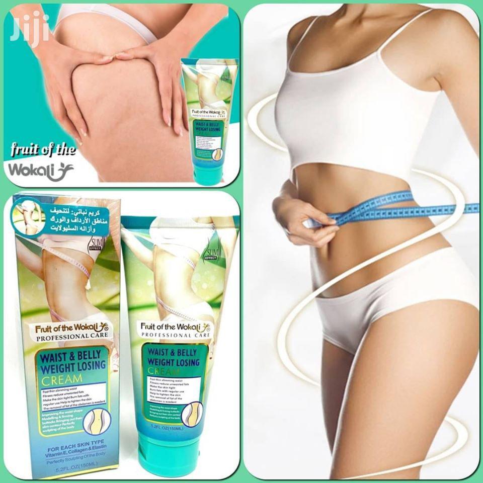 Waist & Belly Weight Slimming Cream