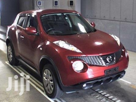 Archive: Nissan Juke 2013 Red