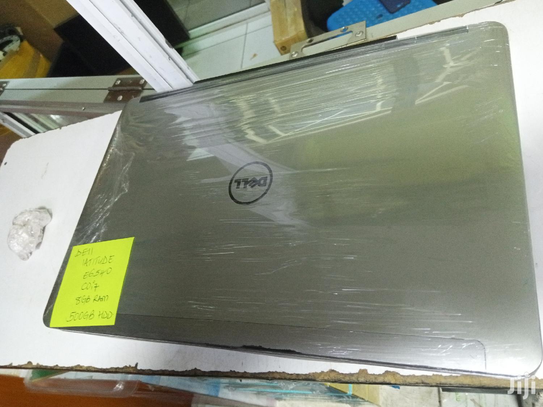 Laptop Dell Latitude E6540 8GB Intel Core I7 HDD 500GB | Laptops & Computers for sale in Nairobi Central, Nairobi, Kenya